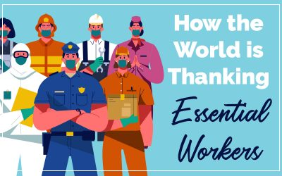 How the World is Thanking Essential Workers