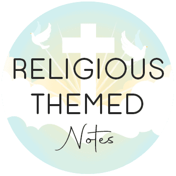 Religious themed thank you note designs - All Free Thank You Notes